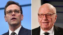 Rupert Murdoch's son James resigns from News Corp over editorial 'disagreements'