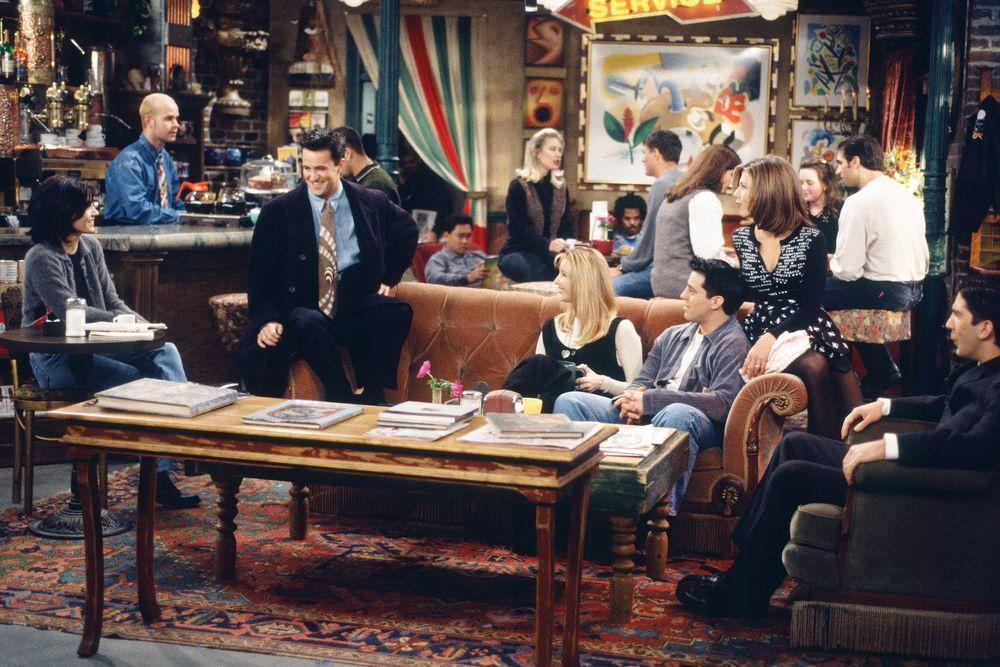 The Friends Central Perk Coffee Shop May Soon Become A
