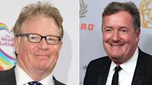 Piers Morgan slams Jim Davidson after comic says he's 'ashamed' to know him