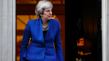 Theresa May swerves leadership revolt after addressing crucial meeting of backbenchers