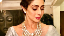 10 times Sridevi wowed us with her Indian outfits