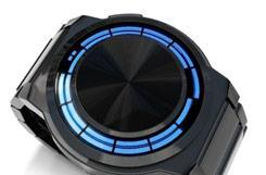 Tokyoflash brings RPM LED wristwatch concept to reality (video)