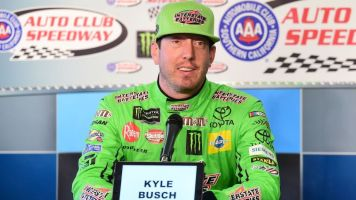 Kyle Busch joins Richard Petty with 200th win