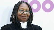 """Whoopi Goldberg thinks it's """"ridiculous"""" to cut racist scenes from older movies"""
