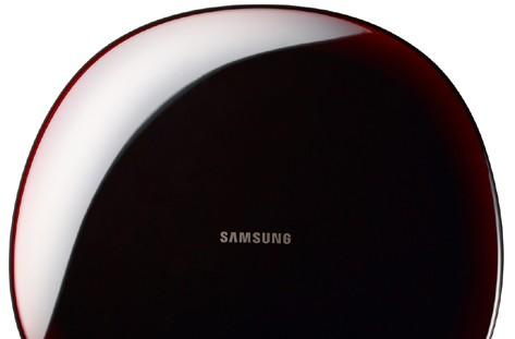 Samsung's DVD-H1080 looks like a large pebble, plays DVDs
