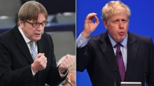 Guy Verhofstadt brands Boris Johnson a liar as he launches furious tirade against his Brexit plan