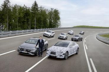 從 EV First 變成 EV Only、Mercedes-Benz 公布最新中長期發展戰略、2030 新車型全面電動化!