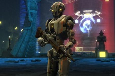 SWTOR's Game Update 1.5 hits the public test server