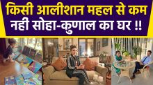 Soha Ali Khan and Kunal Khemu House Full Video