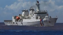 Taiwan set to commission its largest patrol ship to strengthen South China Sea claims