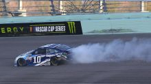 Danica Patrick's full-time career comes to a fiery end