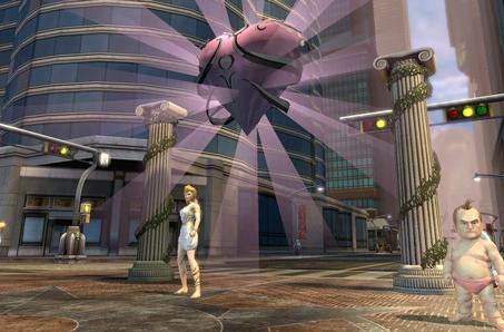 DC Universe Online gets first game update, SOE has more on the way