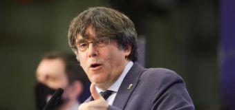 Unidas Podemos votará en contra de retirar la inmunidad a Puigdemont