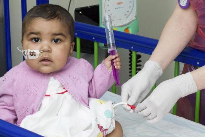 Doctors treat drug-resistant leukemia with 'gene editing'