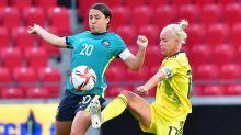 Gritty Matildas earn draw against Sweden