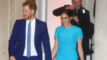 Prince Harry and Meghan tell Britain: tackle 'structural racism'