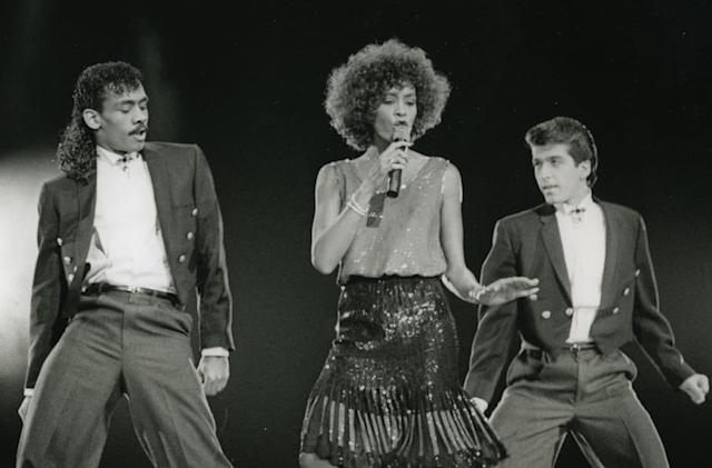 Whitney Houston is your next 'holographic' touring celebrity