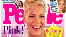 Pink might be an 'unexpected' choice for 'Most Beautiful' — but she deserves it