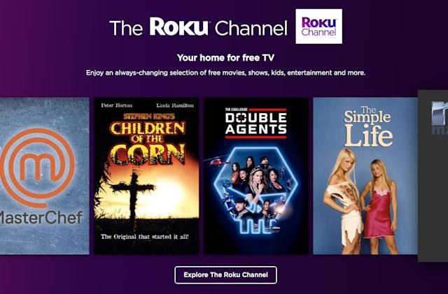 Roku's streaming plans aim to fill the gaps Netflix can't
