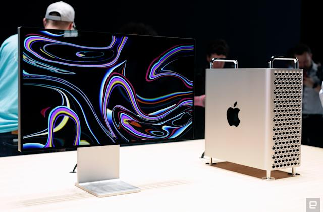 Apple finally offers a reasonably priced graphics upgrade for the Mac Pro