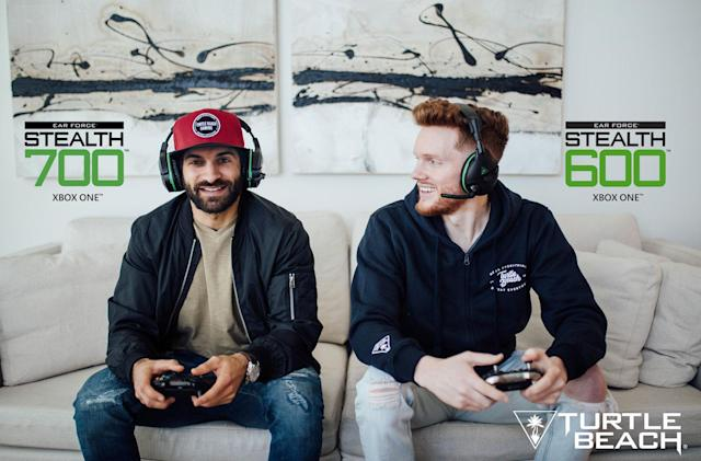 Turtle Beach's new headsets pair seamlessly with Xbox One