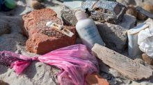 Beach Litter, 654 rifiuti ogni cento metri di spiaggia