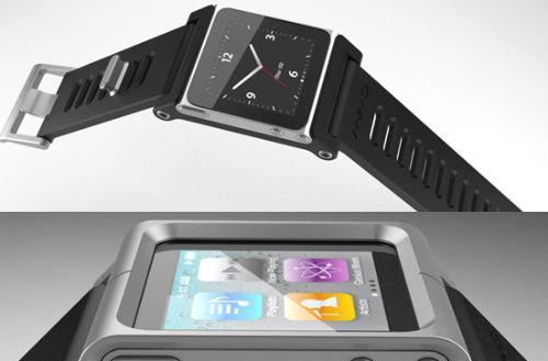 TikTok and LunaTik iPod nano watch kits look awesome, despite Ke$ha naming convention