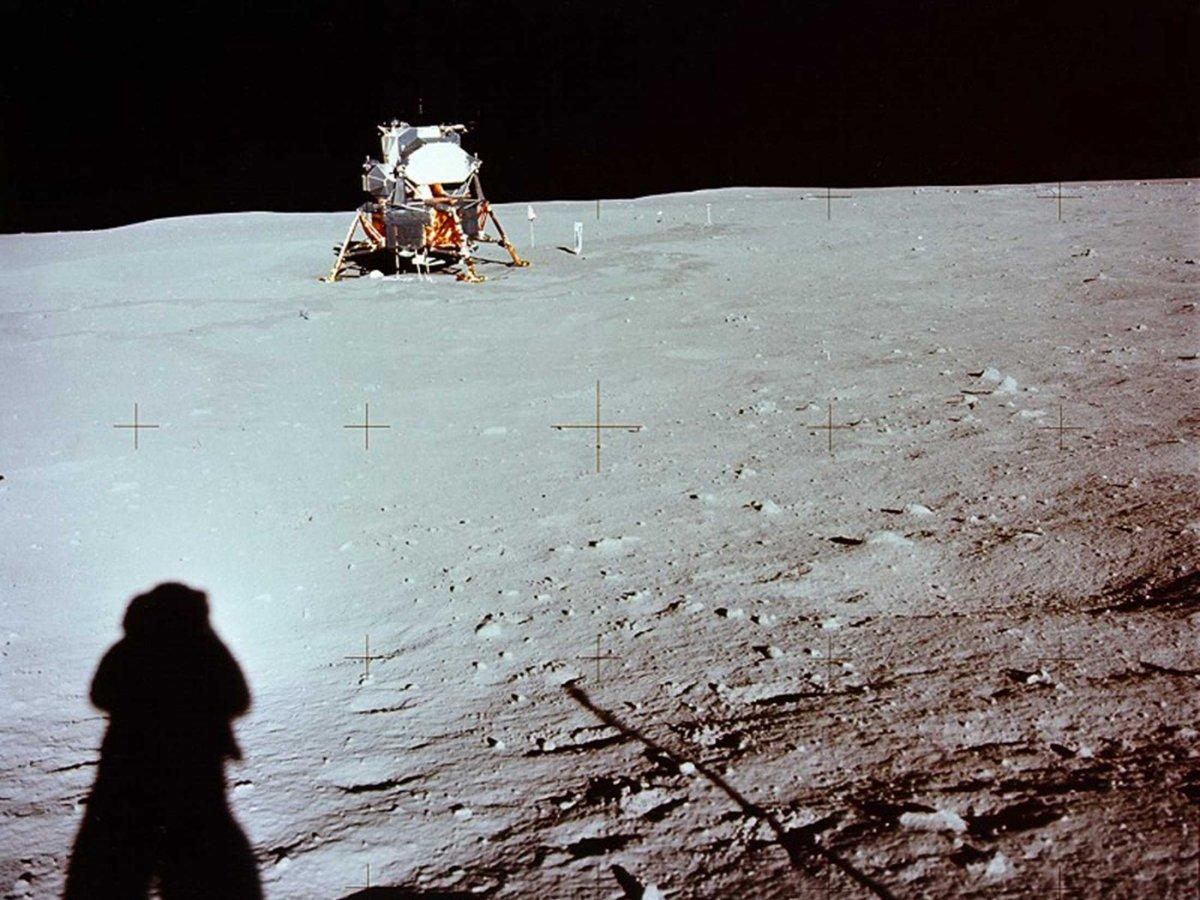 moon landing hoax - HD1200×900