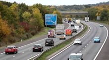 M26 motorway to be closed overnight for weeks during work to turn it into a giant Brexit car par