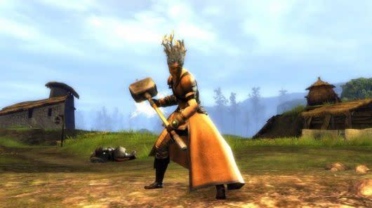 Guild Wars 2 dev blog explains WvW matchup system changes