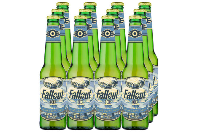 Fallout Beer is a real thing