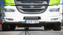 瑞典將一小段馬路改裝成可以為電動車充電