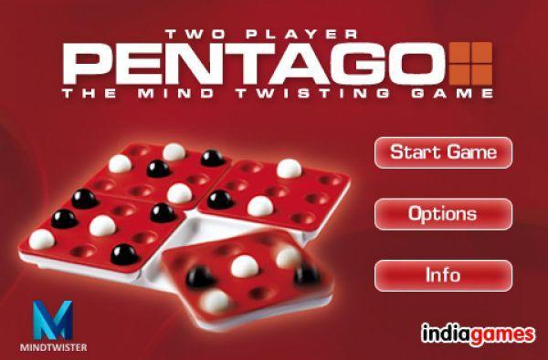 App Review: Pentago is a twisty strategy game with legs