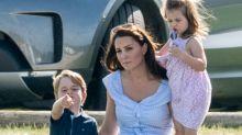 Kate Middleton a dévoilé un style estival abordable lors d'une sortie avec les enfants