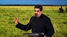 Maduro dice que Venezuela tiene depositadas 80 toneladas de oro en Inglaterra
