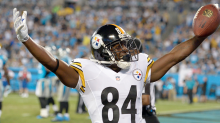 The Steelers made Antonio Brown the highest-paid wide receiver with a new big deal