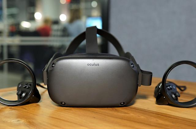 Oculus sales are booming despite stock shortages