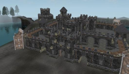New Frontiers revamp coming to Dark Age of Camelot