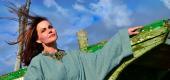 Belinda Carlisle finds heaven on Earth via yoga