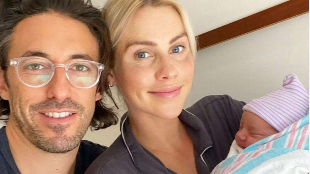 'Vampire Diaries' star Claire Holt welcomes daughter Elle