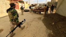 Iraqi troops push towards central Mosul from southeast