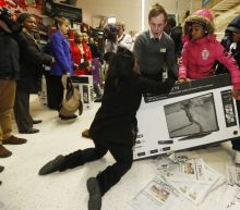 Black Friday starts with a whimper