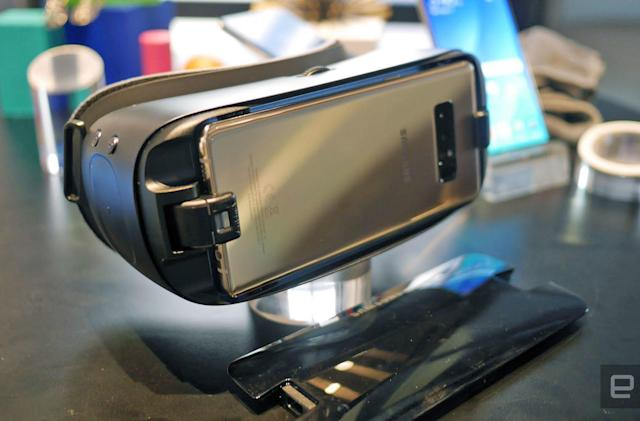 Samsung is offering free Gear VR adapters to Note 9 owners