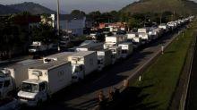 Protesto de caminhoneiros gera desabastecimento e provoca prejuízo na exportação