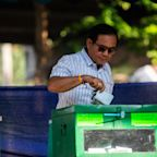 Military-backed party heading for surprise win in first Thai election since 2014 coup