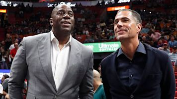 Pelinka denies Magic's backstabbing claim