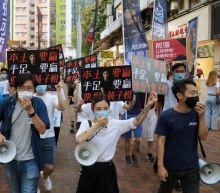 MPs accuse HSBC of aiding China's Hong Kong crackdown