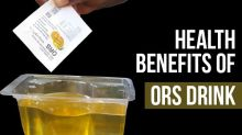 World ORS Day: Health Benefits Of ORS Drink And Quick Recipe For Homemade ORS