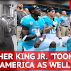 Martin Luther King 'Took A Knee' For America As Well