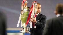 Foot - Super Ligue - Aleksander Ceferin (UEFA): «Ceux qui joueront dans la Super Ligue seront interdits de Coupe du monde et d'Euro»